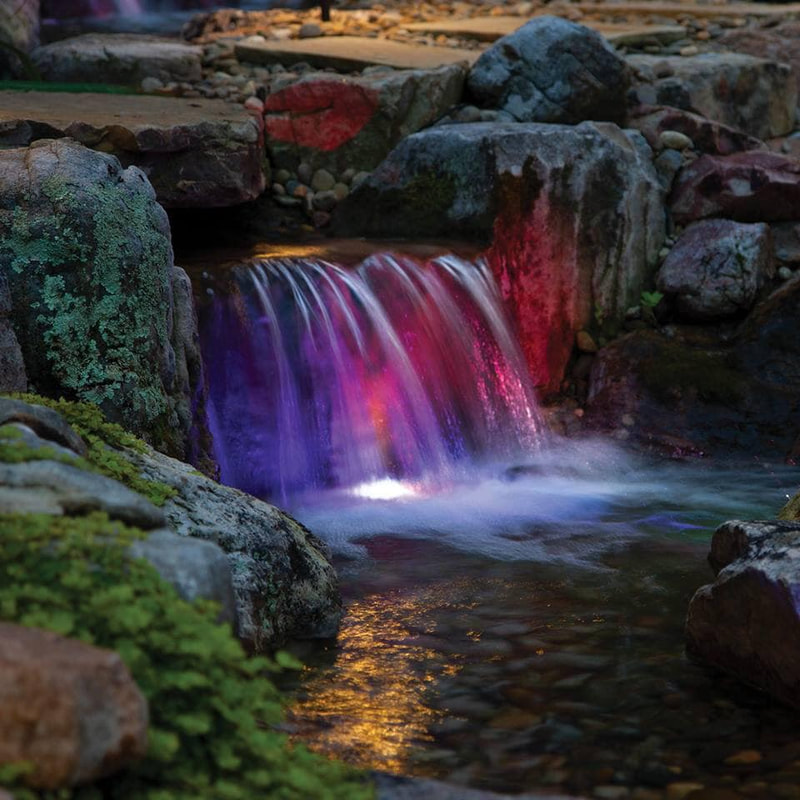 LED Lighting - Atlantic Professional Pond Contractor - Cleveland TN